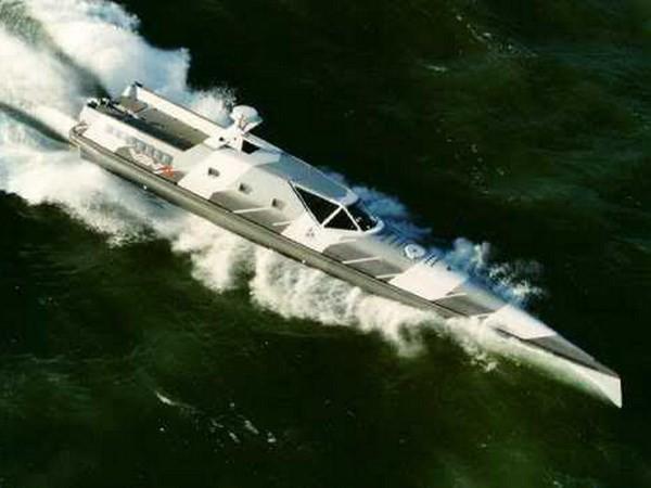 Triều Tiên trang bị tàu cao tốc 'khủng' cho Hạm đội Hoàng hải - anh 1