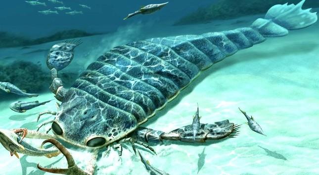 7 quái vật lớn nhất trong lịch sử Trái đất - anh 3