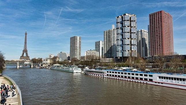 Triệu phú Pháp gốc Việt 'mua đứt' khách sạn 200 triệu Euro giữa Paris - anh 2
