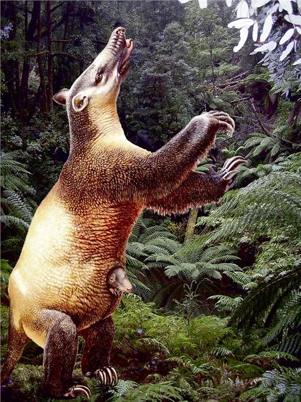 7 quái vật lớn nhất trong lịch sử Trái đất - anh 1