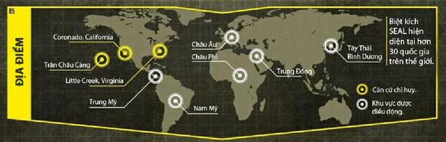 Khóa đào tạo 'địa ngục' của biệt kích quân Mỹ Navy SEALs [Infographics] - anh 10