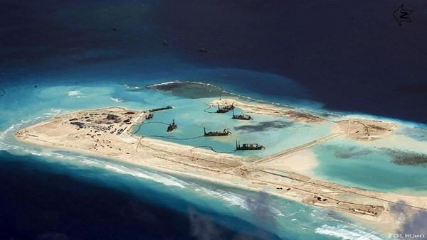 Trung Quốc: Triển khai vũ khí tới Biển Đông là hoàn toàn bình thường - anh 2