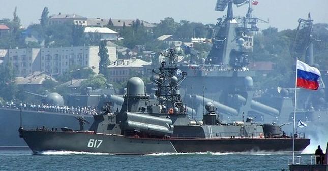 Hạm đội Biển Đen - Lực lượng dũng mãnh bậc nhất thế giới của Nga [Infographics] - anh 1
