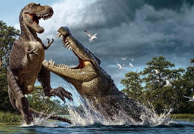 Quái vật Purussaurus - Loài cá sấu lớn nhất, hung tợn nhất trong lịch sử Trái đất - anh 1