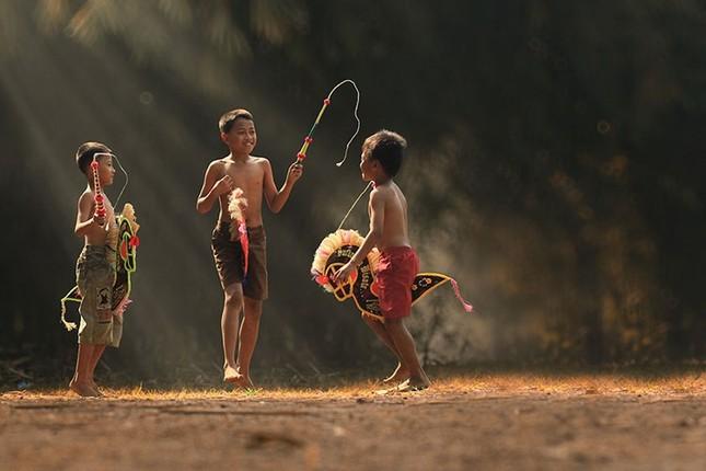 Ấm áp những nụ cười trẻ thơ Việt Nam - anh 2