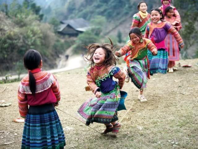 Ấm áp những nụ cười trẻ thơ Việt Nam - anh 5