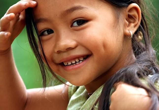 Ấm áp những nụ cười trẻ thơ Việt Nam - anh 6