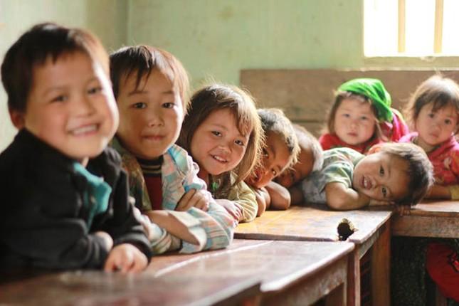 Ấm áp những nụ cười trẻ thơ Việt Nam - anh 7
