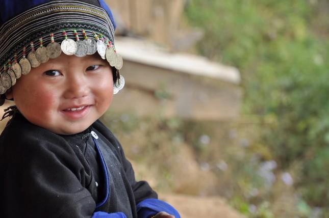 Ấm áp những nụ cười trẻ thơ Việt Nam - anh 8