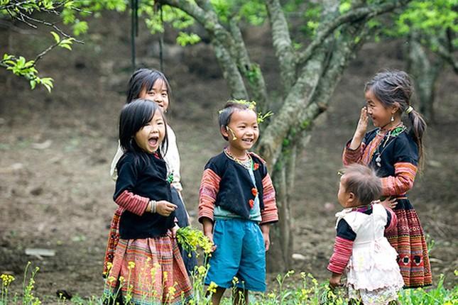 Ấm áp những nụ cười trẻ thơ Việt Nam - anh 10