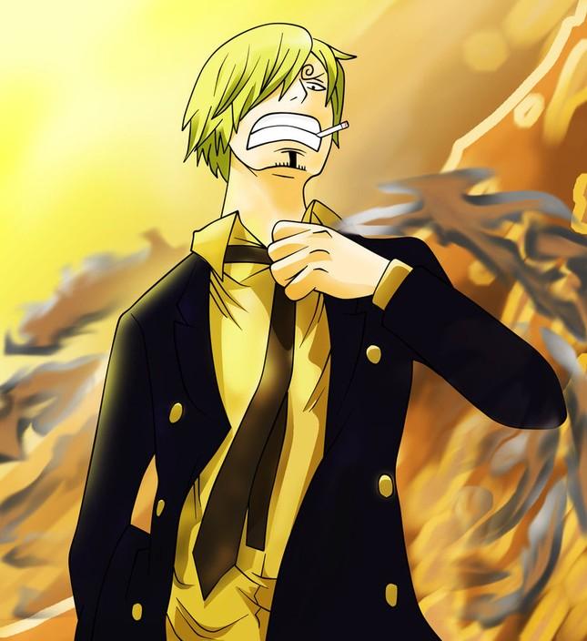 [One Piece] Những hình ảnh đẹp nhất của 'Hắc cước' Sanji - anh 4
