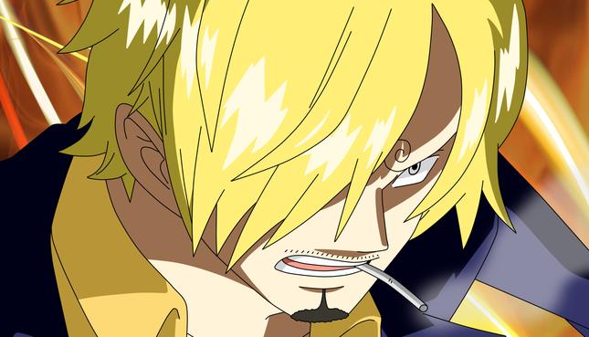 [One Piece] Những hình ảnh đẹp nhất của 'Hắc cước' Sanji - anh 8