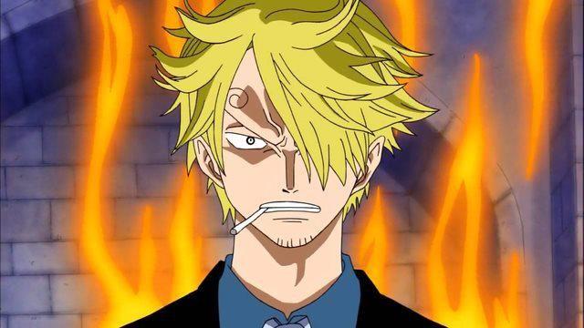 [One Piece] Những hình ảnh đẹp nhất của 'Hắc cước' Sanji - anh 17