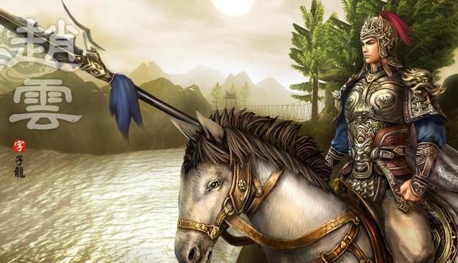 Những chiến công lừng lẫy của Triệu Vân - Đệ nhất 'Ngũ Hổ Thượng Tướng' nhà Thục Hán - anh 1