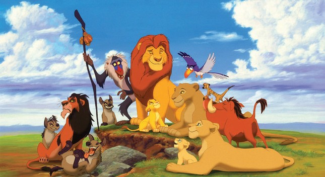 """""""The Lion King"""" - Kiệt tác nhân văn về tình phụ tử - anh 2"""