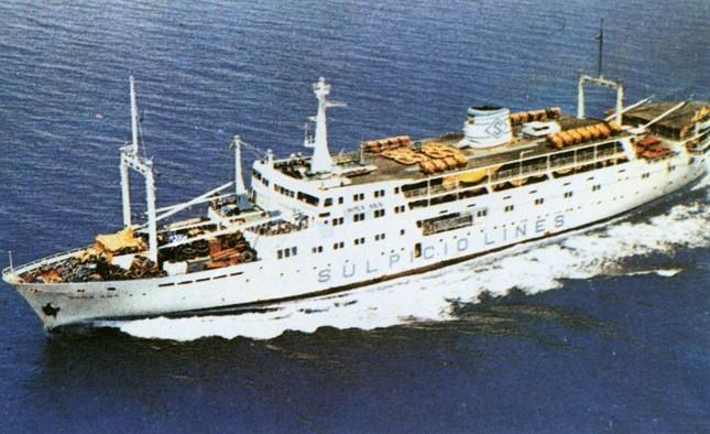 Những thảm họa chìm tàu kinh hoàng nhất trong lịch sử - anh 4