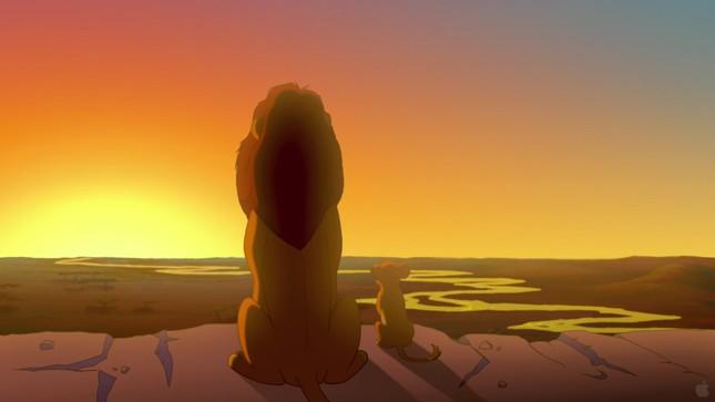 """""""The Lion King"""" - Kiệt tác nhân văn về tình phụ tử - anh 6"""