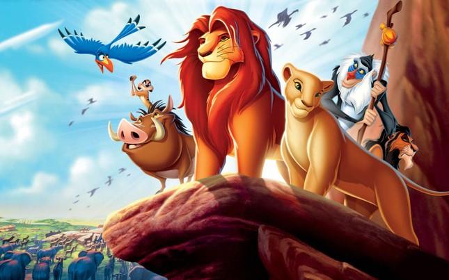 """""""The Lion King"""" - Kiệt tác nhân văn về tình phụ tử - anh 1"""