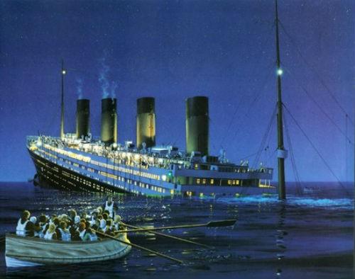 Những thảm họa chìm tàu kinh hoàng nhất trong lịch sử - anh 5