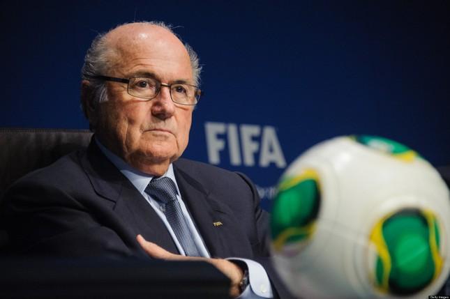 Chủ tịch FIFA 'lên thớt' của FBI vì dính líu tham nhũng - anh 1