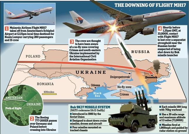 Nga: Khẳng định máy bay MH17 bị tên lửa Ukraine bắn hạ - anh 2