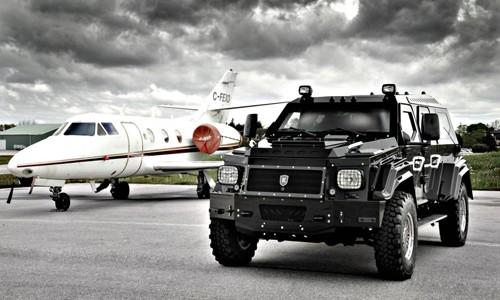 9 siêu xe chống đạn có giá 'khủng' nhất hành tinh - anh 3