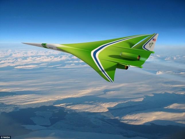 NASA: Chi 'khủng' để hồi sinh máy bay siêu thanh Concorde - anh 1