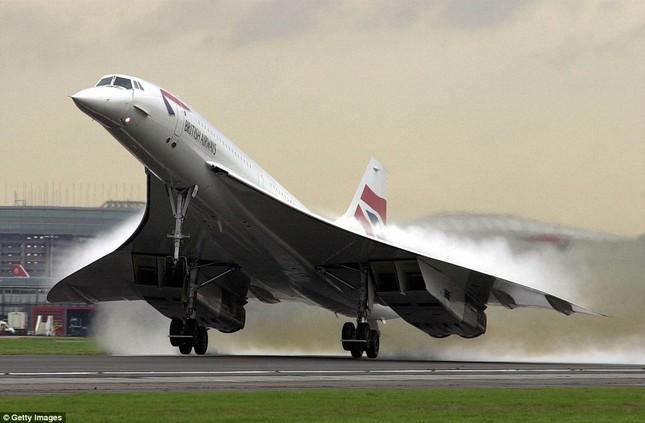NASA: Chi 'khủng' để hồi sinh máy bay siêu thanh Concorde - anh 3