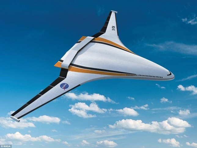 NASA: Chi 'khủng' để hồi sinh máy bay siêu thanh Concorde - anh 7