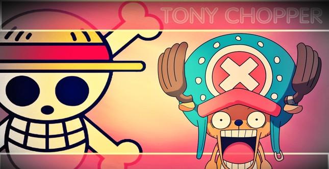 [One Piece] Những hình ảnh đẹp nhất của Tony Tony Chooper - anh 3