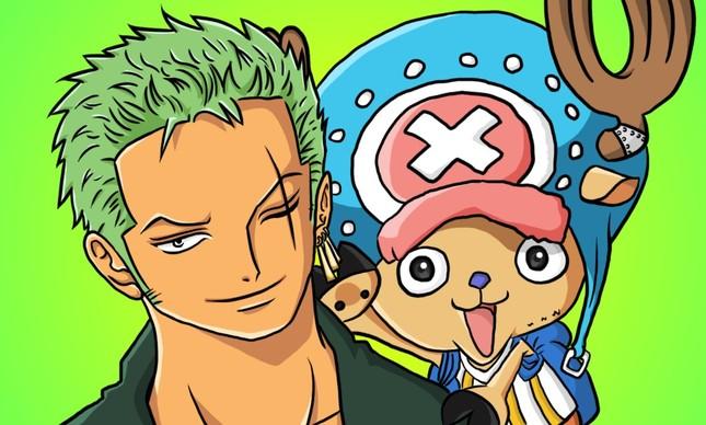 [One Piece] Những hình ảnh đẹp nhất của Tony Tony Chooper - anh 7