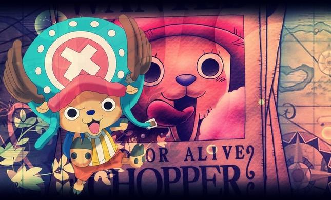 [One Piece] Những hình ảnh đẹp nhất của Tony Tony Chooper - anh 8