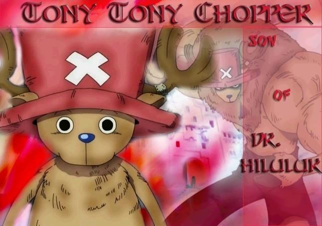 [One Piece] Những hình ảnh đẹp nhất của Tony Tony Chooper - anh 9