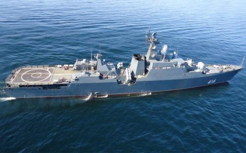 'Hải quân Việt Nam như 'Hổ mọc thêm cánh' khi mua tàu của Nga' - anh 2
