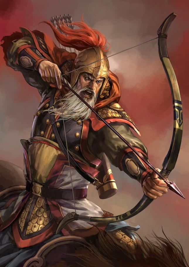 Hoàng Trung - Hổ tướng dũng mãnh với tài bắn tên 'bách phát bách trúng' của Lưu Bị - anh 1