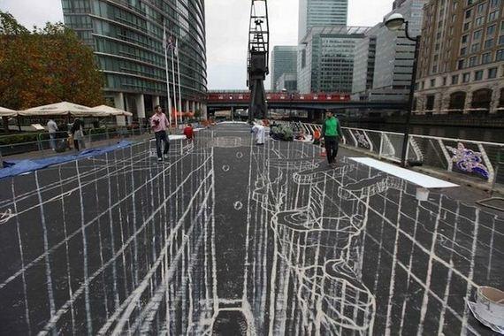 Ngắm những tuyệt phẩm 3D đánh lừa thị giác trên đường phố - anh 20