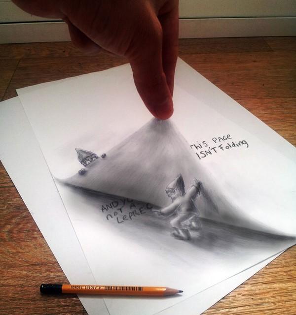 Chân dung những người nổi tiếng vẽ bằng bút chì thật đến khó tin - anh 24