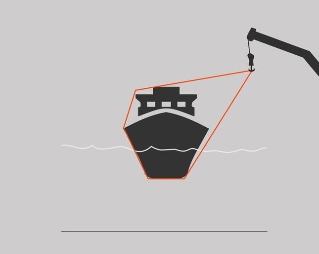 Vụ chìm tàu Trung Quốc: Hết hi vọng cứu người sống, chuyển sang thu gom hàng trăm thi thể còn lại - anh 7