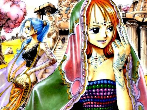 [One Piece] Những hình ảnh đẹp nhất của hoa tiêu Nami - anh 8