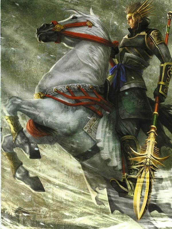 Ngũ Hổ Tướng siêu dũng mãnh của Lưu Bị là những ai? - anh 4