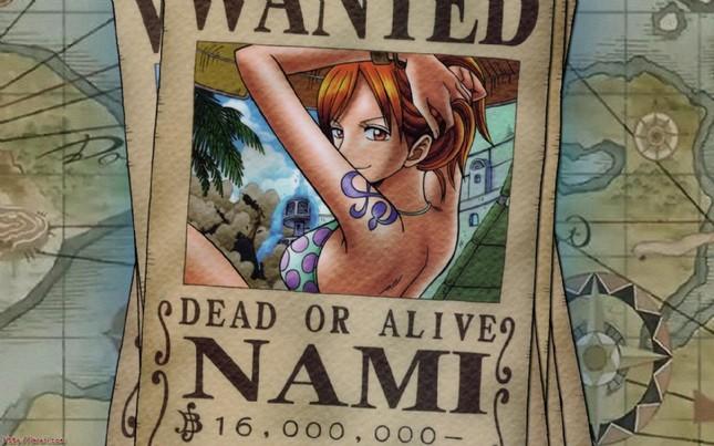 [One Piece] Những hình ảnh đẹp nhất của hoa tiêu Nami - anh 11