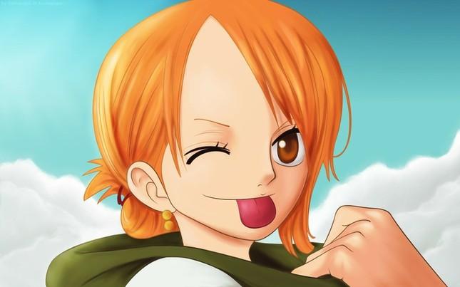 [One Piece] Những hình ảnh đẹp nhất của hoa tiêu Nami - anh 14