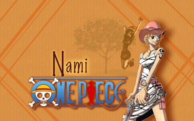 [One Piece] Những hình ảnh đẹp nhất của hoa tiêu Nami - anh 15