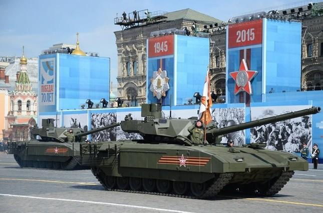 Sức mạnh bí mật của siêu tăng T-14 Armata của Nga - anh 3