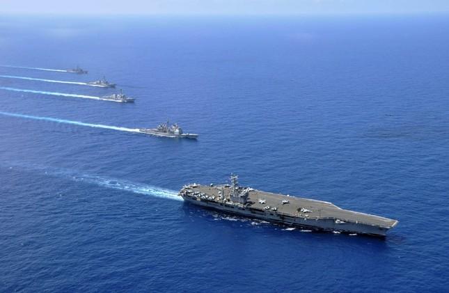 Biển Đông hôm nay 9/6: Các nước thi nhau tập trận tại Biển Đông, Trung Quốc run sợ? - anh 1