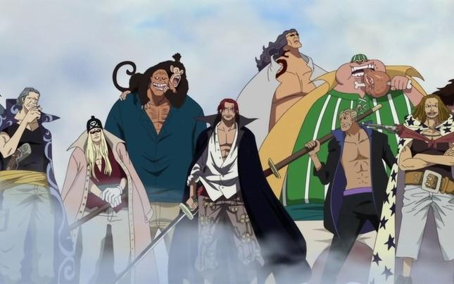 [One Piece] Những hình ảnh đẹp nhất của Shank Tóc Đỏ - anh 8
