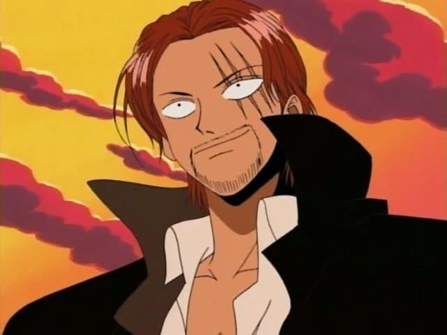 [One Piece] Những hình ảnh đẹp nhất của Shank Tóc Đỏ - anh 11