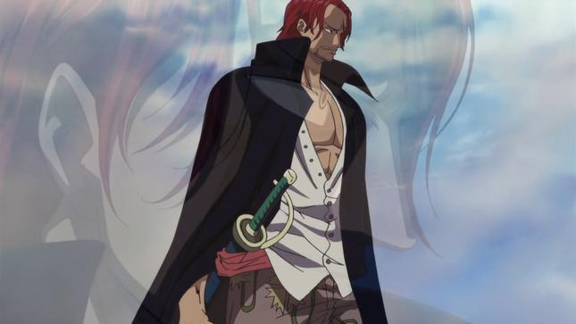 [One Piece] Những hình ảnh đẹp nhất của Shank Tóc Đỏ - anh 12