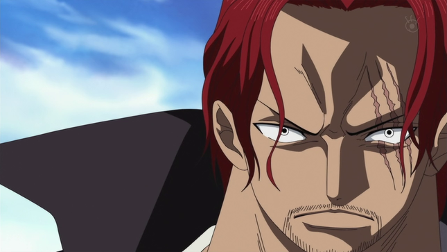 [One Piece] Những hình ảnh đẹp nhất của Shank Tóc Đỏ - anh 15