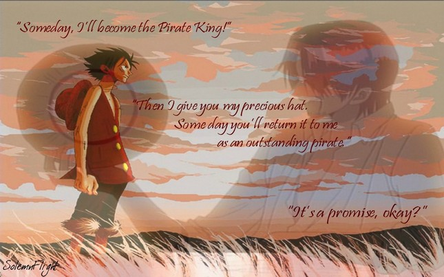 [One Piece] Những hình ảnh đẹp nhất của Shank Tóc Đỏ - anh 2